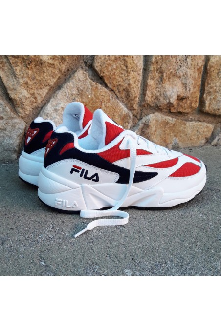 Fila Venom Low White Red...