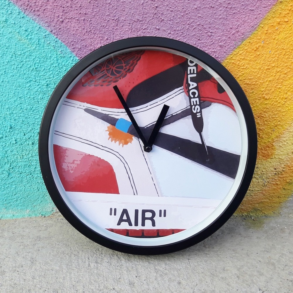 "Reloj ""AIR"" Chicago"