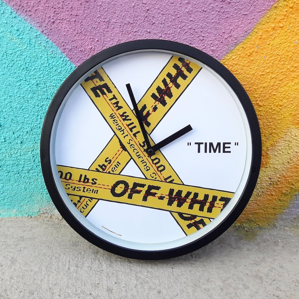 "Wall Clock ""OFF TIME"""