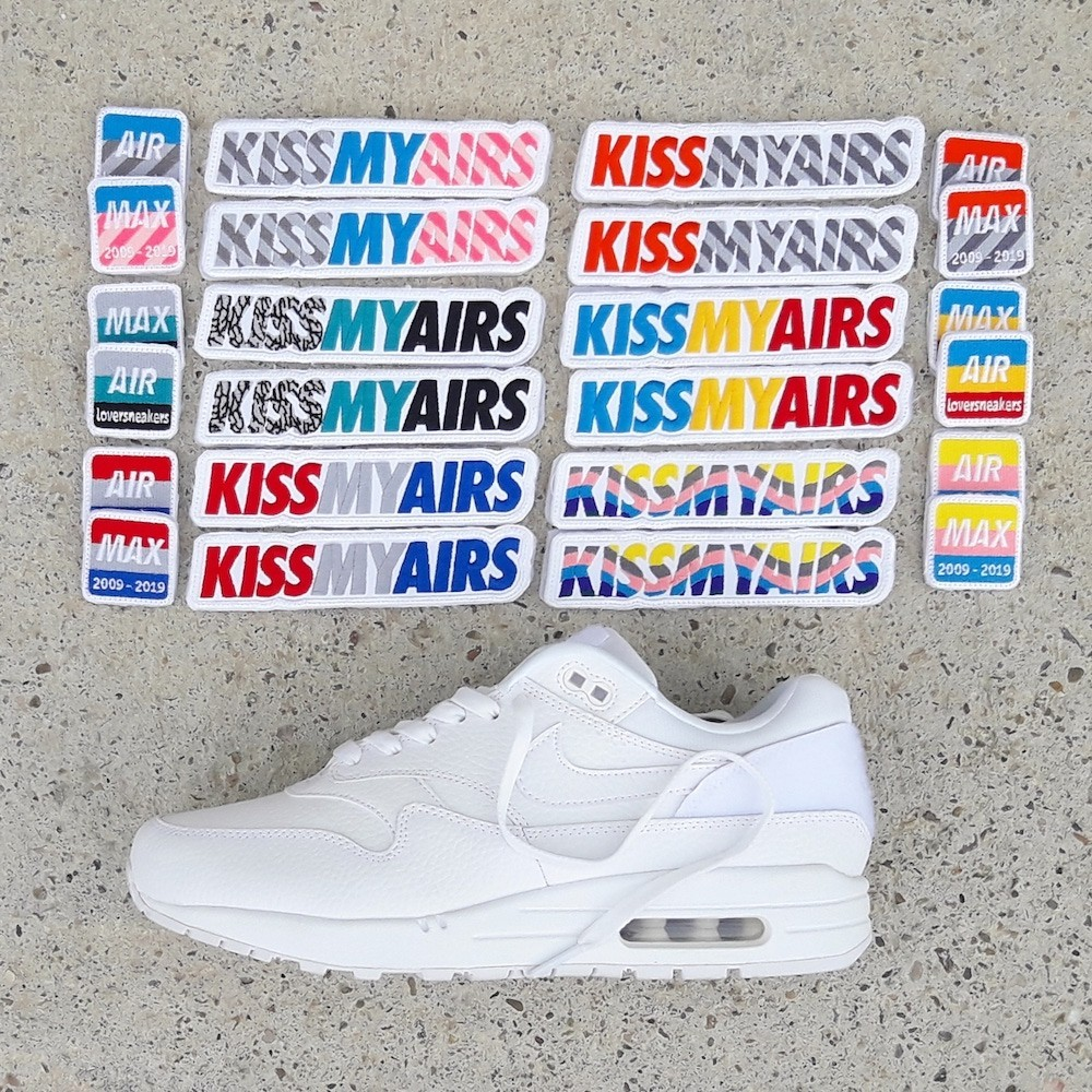 "Nike Air Max 1 ""KissmyAirs..."