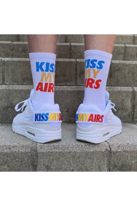Socks Kiss My Airs x...