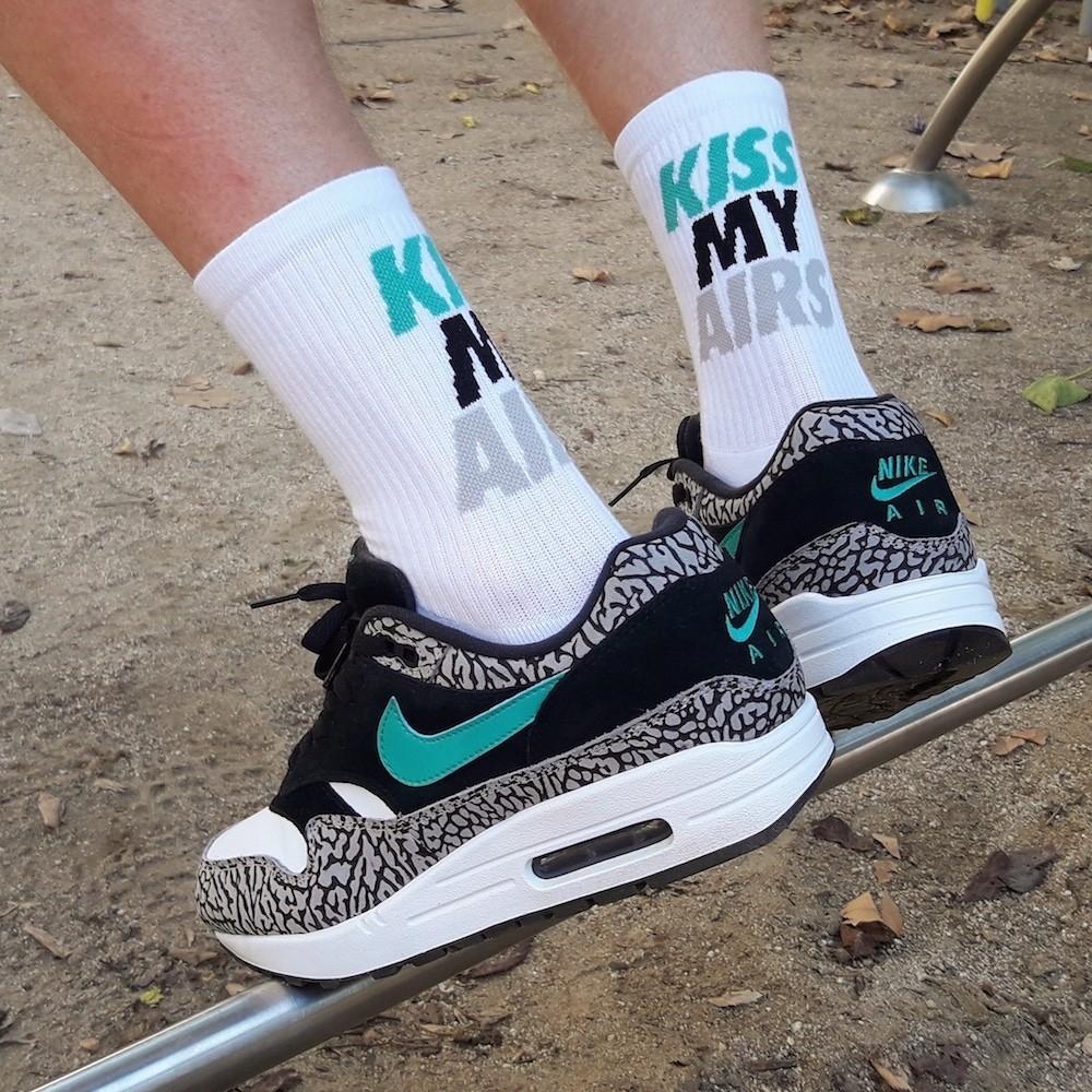 Socks Kiss My Airs x...