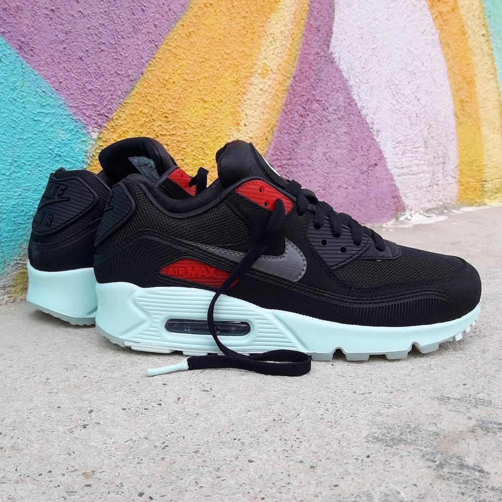 "Air Jordan Hydro 4 Retro Flip Flops ""Black Blue"" 532225-004"