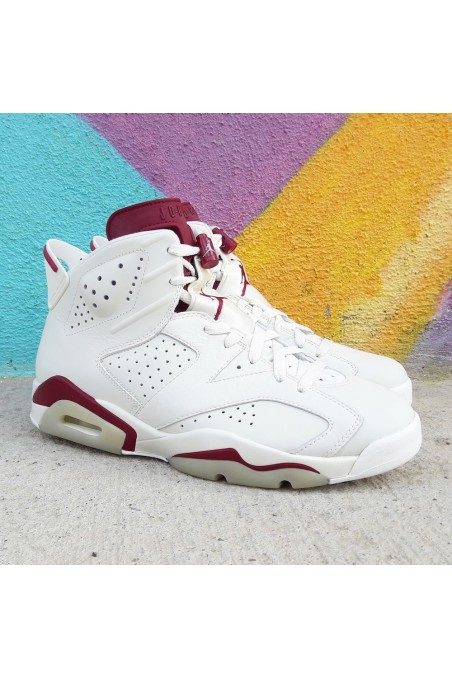 Air Jordan 6 Retro Maroon...