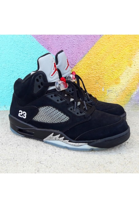 Air Jordan 5 Retro Black...