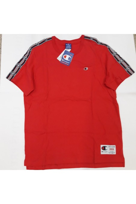Camiseta Champion Erkek Red...