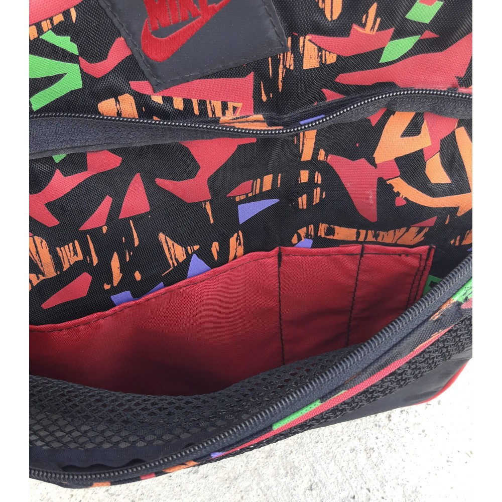 "Nike Air Force 1 Black ""Croc Print"" 823511-012"