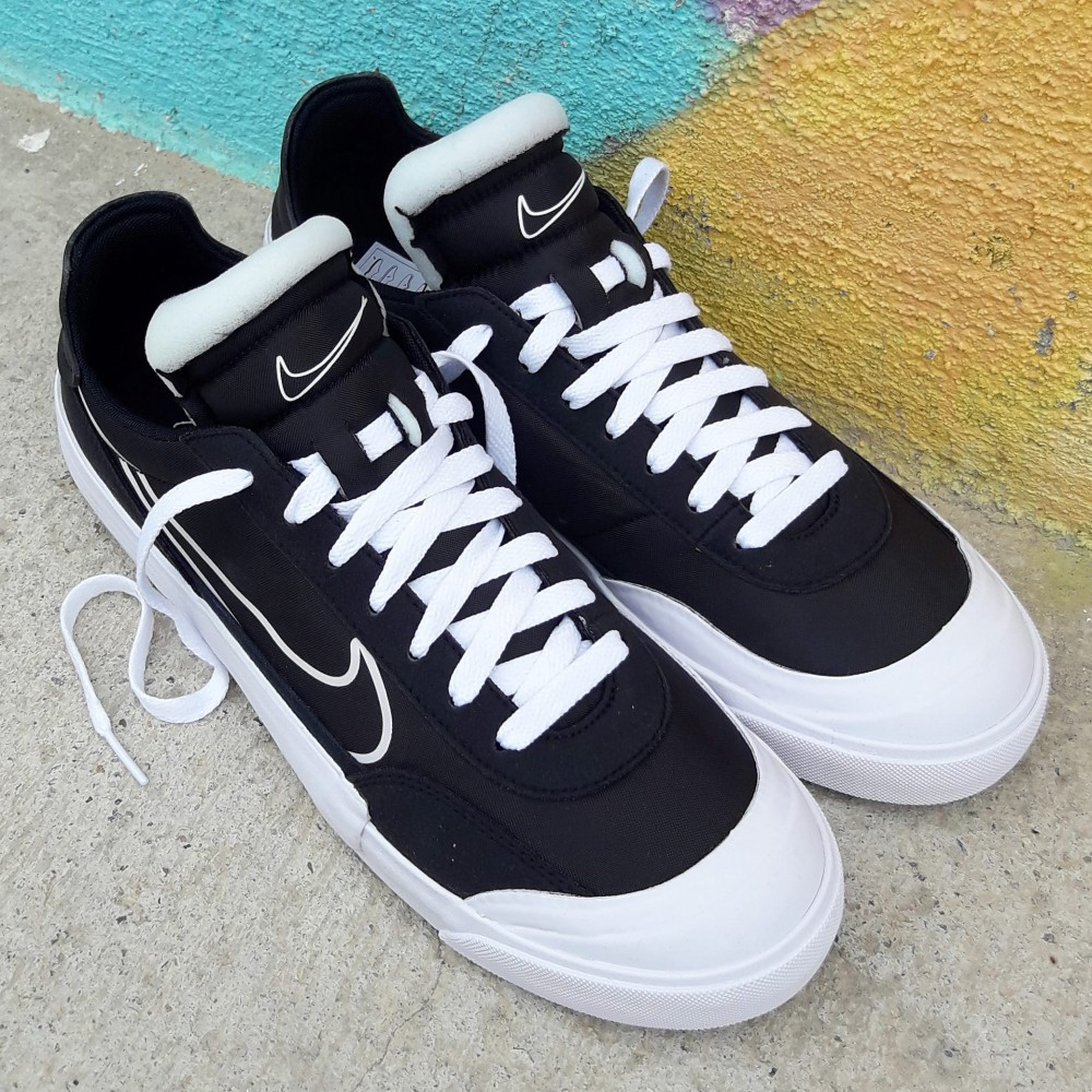 Sudadera Nike Taped Longsleeve Top Poly Black AJ2298-010