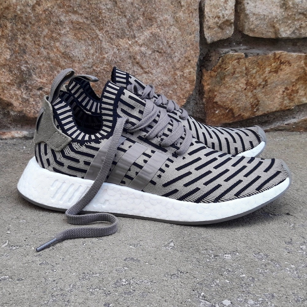 Adidas NMD R2 PK gives you 10.Core Red Black Gum.B291.