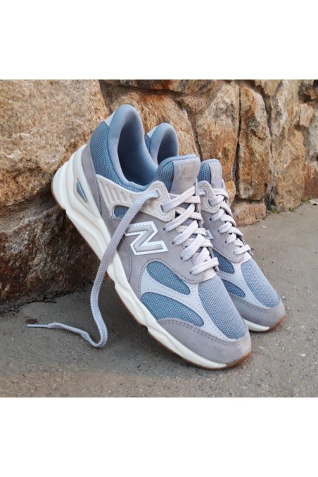 New Balance X90 grey blue...