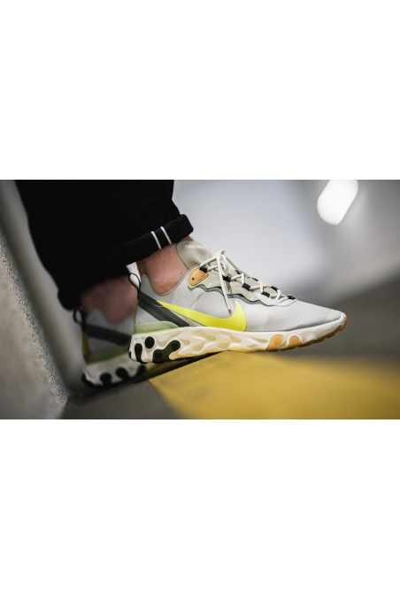 Nike React Element 55 Grey...
