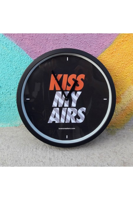 Wall Clock KissmyAirs Air...