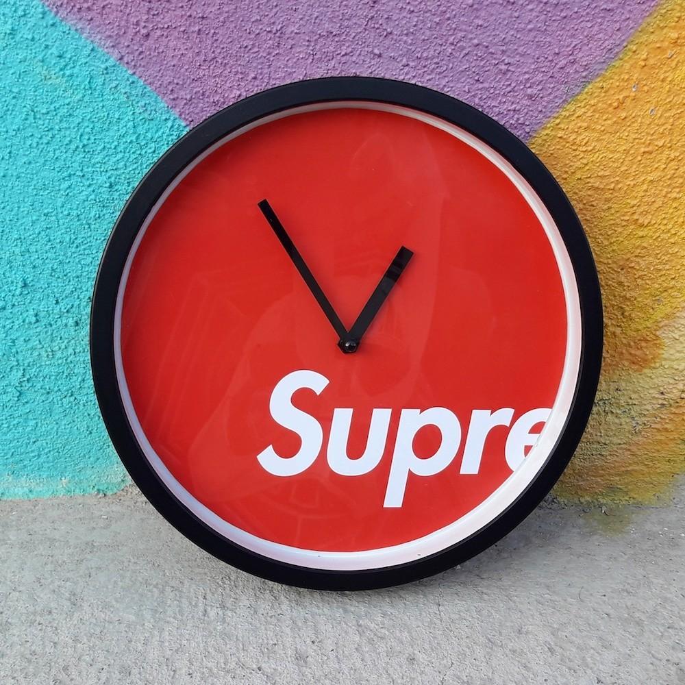 Wall Clock Sup