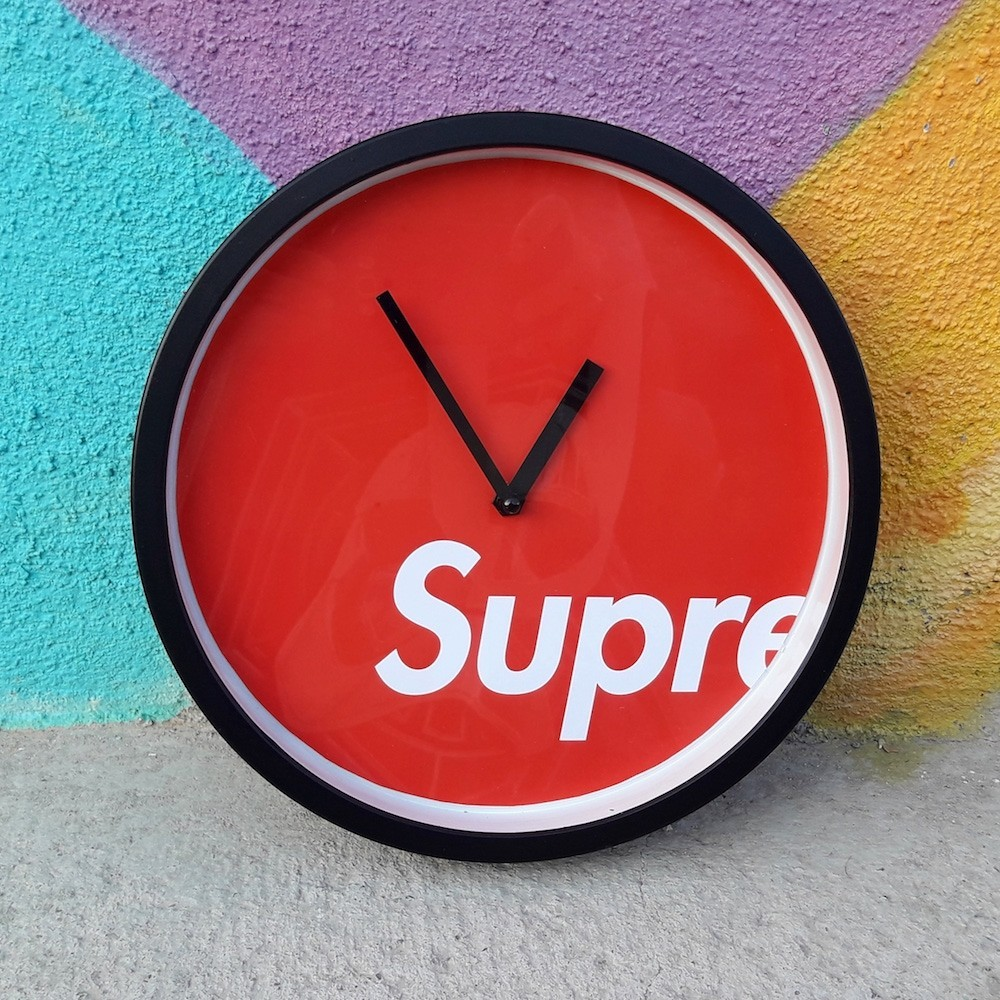 Wall Clock Sup