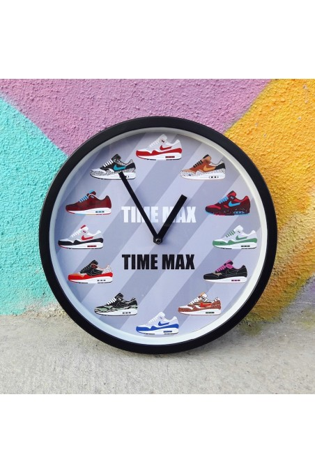 Wall Clock Time Air Max 1...