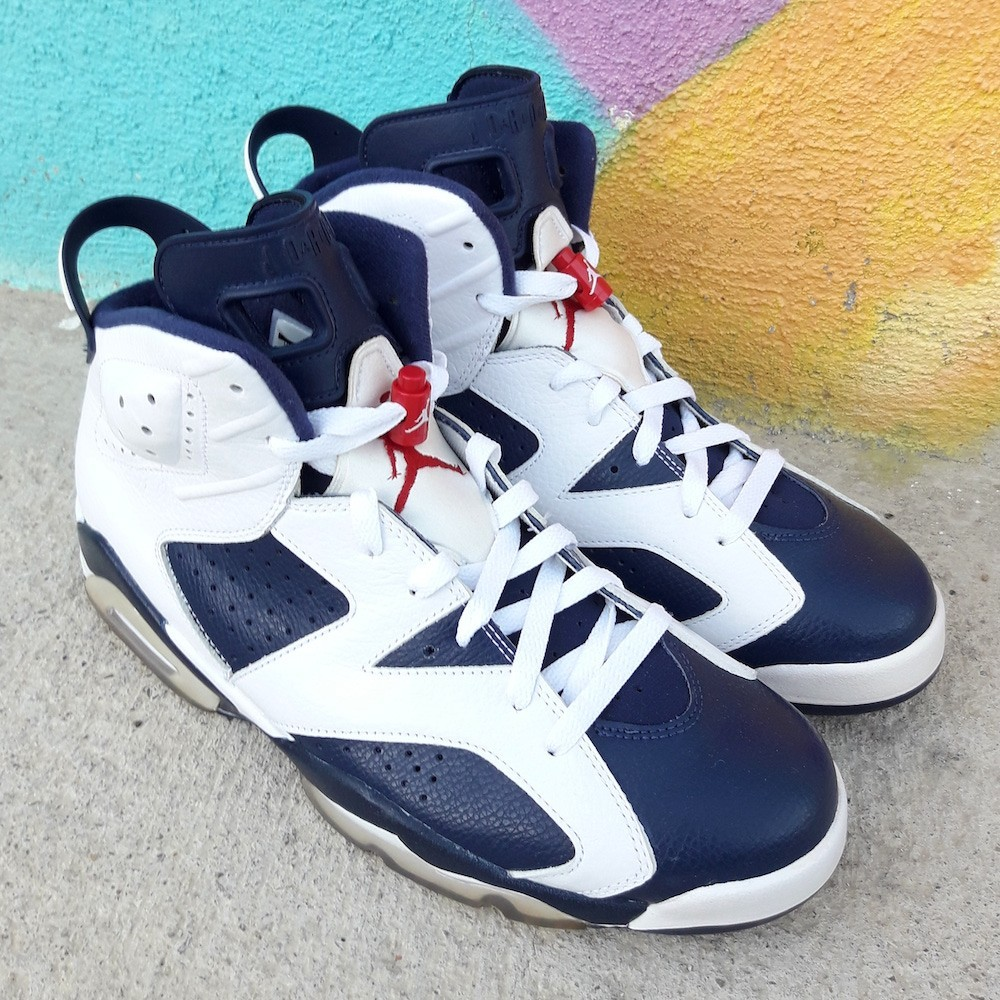 Air Jordan 6 Retro Olympic...