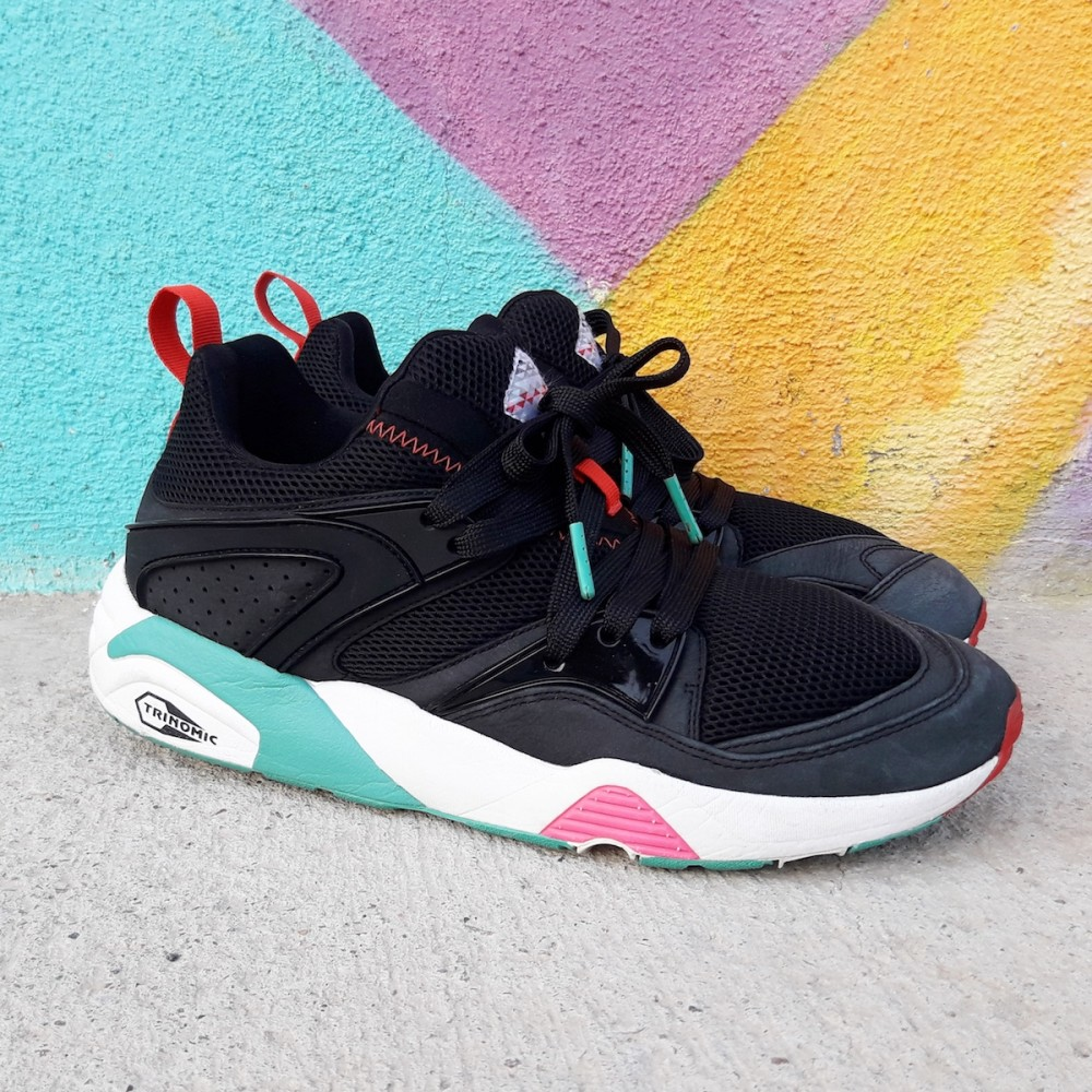 Glory x Sneaker Freaker Black 356683 02