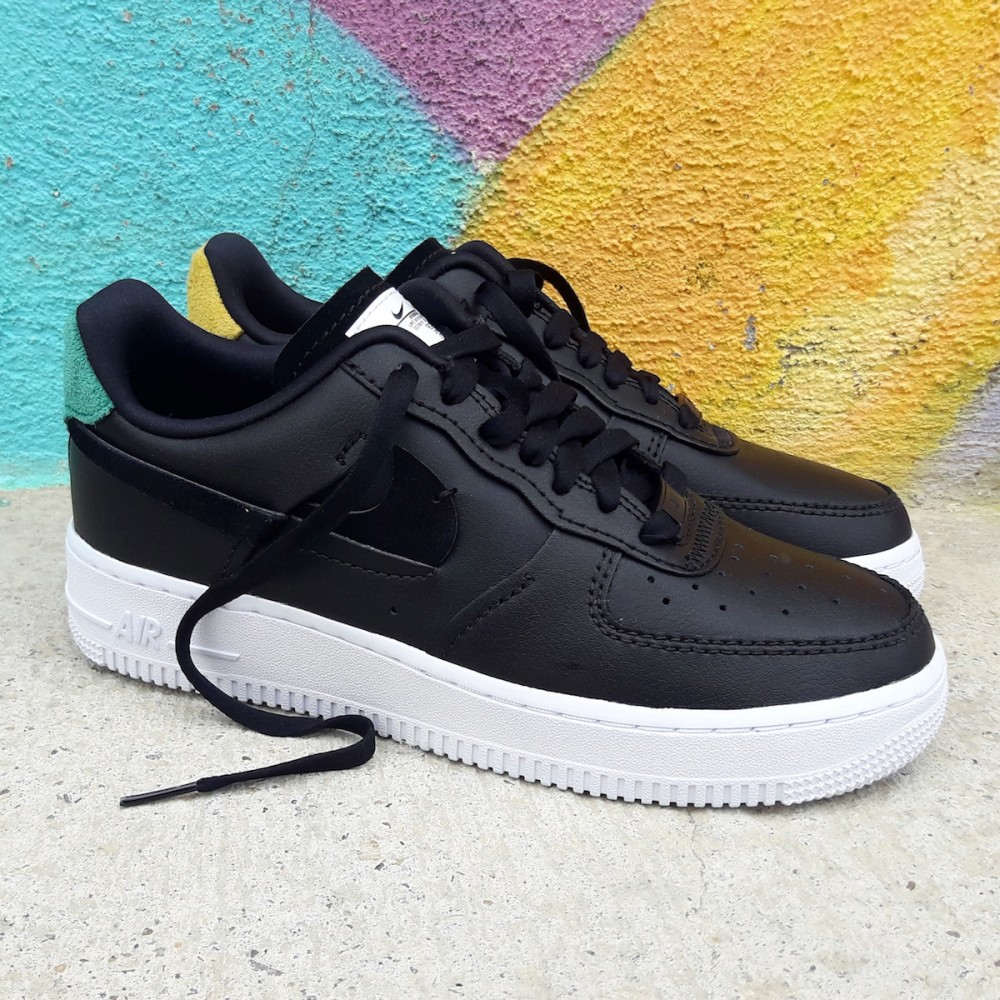 Nike Air Force 1 LX Inside Out Black (W