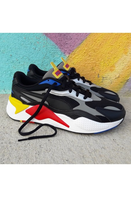 Puma RS-X3 Millenium Black...