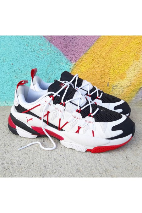 Puma Cell Omega White Red...