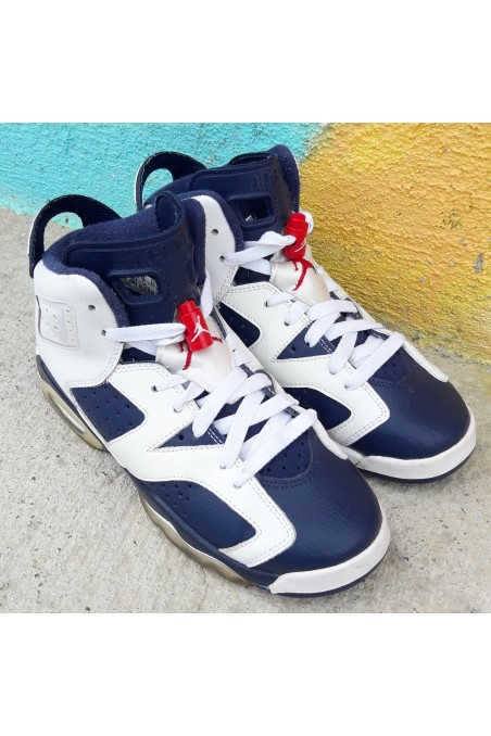 Used Air Jordan 6 Retro...