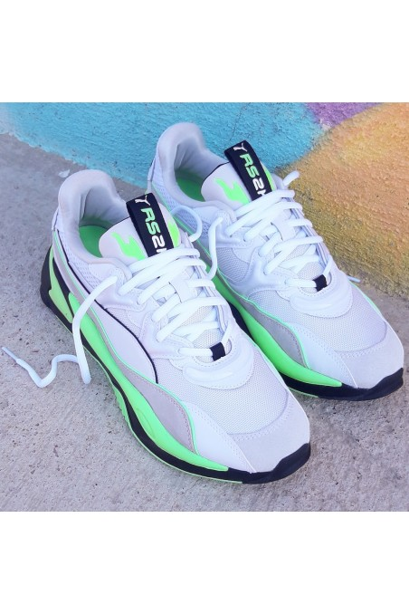 Puma RS-2K Messaging White...