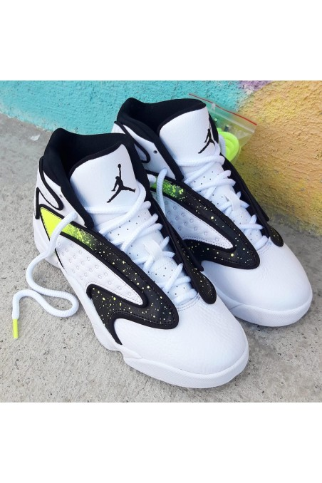 Air Jordan OG White Black...