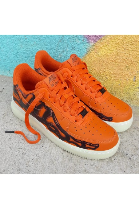 Nike Air Force 1 Low Orange...