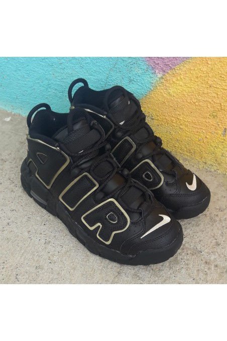 Nike Air More Uptempo Black...