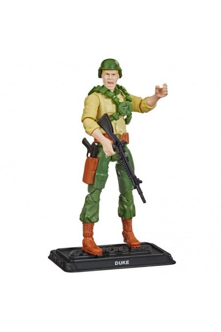 G.I. Joe Duke Figura Retro