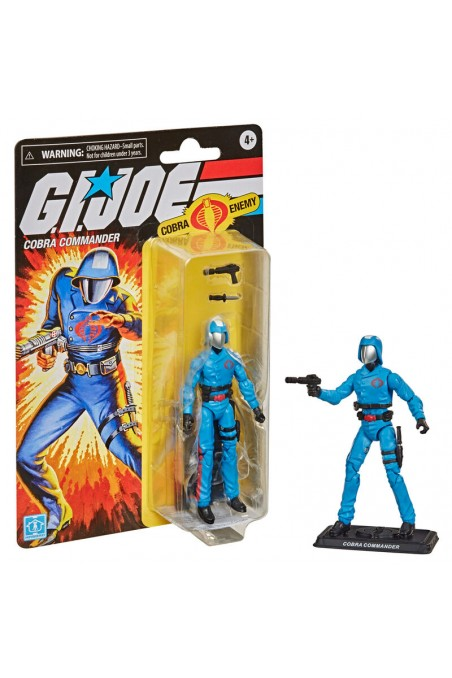 Cobra Commander G.I. Joe...