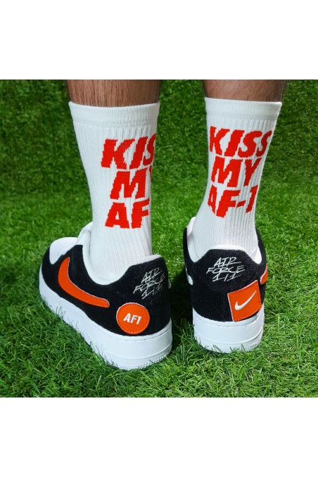 Calcetines Kiss My AF-1 Red...